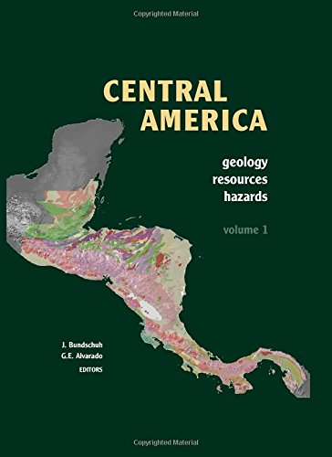 Central America: Geology, Resources and Hazards(2 Vol set)