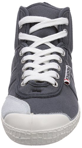 Basic Grey Hautes dark Mixte 64401 Gris Grau Baskets Kawasaki Adulte Rainbow q5xnHOpzwS