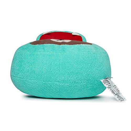 Amazon.com: Line Friends - Cojín de peluche con diseño de ...