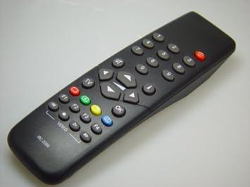 Reemplazo mando a distancia RC 2000 RC 220 para Schneider: Amazon.es: Electrónica