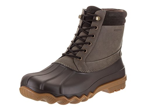 Sperry Top-sider Mens Brewster Wp Oliv Boot 11,5