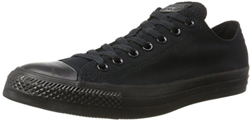 Converse Chuck Taylor All Star Low Top Blacksneakers - 10 F (m) Uk