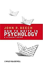 How to Write in Psychology: A Student Guide