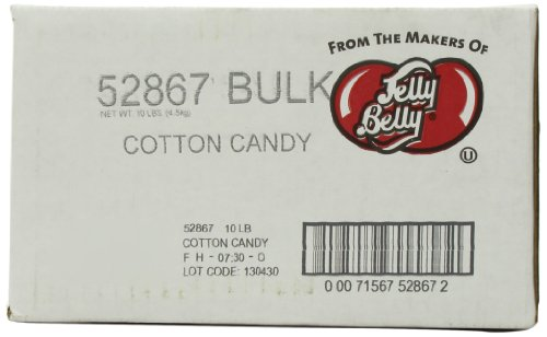 andy Jelly Beans, 10-Pound Box (Kosher Gourmet Jelly Beans)