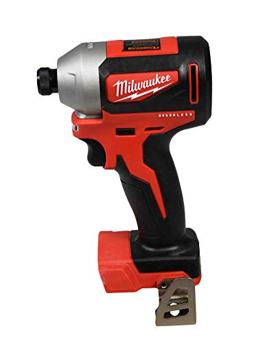 Milwaukee M18 2850-20 18-Volt 1/4-Inch Brushless Impact Driver – Bare Tool