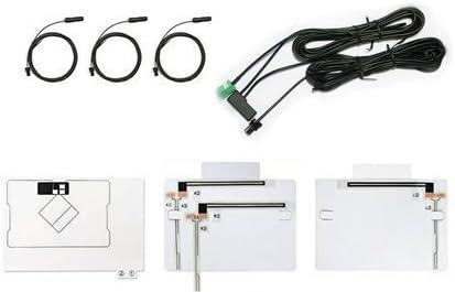 NSZD-W60 対応 GPS一体型フルセグアンテナセット トヨタ/TOYOTA/ディーラーオプションナビ/DOP/地デジ/フルセグ 【純正同等品質モデル】