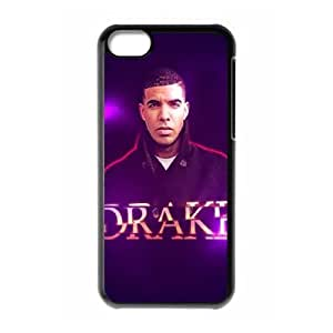 Custom High Quality WUCHAOGUI Phone case Singer Drake Protective Case For Iphone 6 plus (5.5) - Case-3