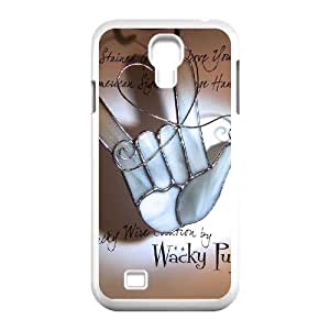 Cell phone case Of Rock & Roll Bumper Plastic Hard Case For Samsung Galaxy S4 i9500