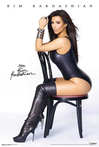 Posterservice Kim Kardashian Chair Poster