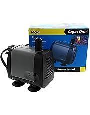 103 Maxi Pump Power Head 1200 L/Hr 1.2m Fish Tank Quiet Aquarium Aqua One