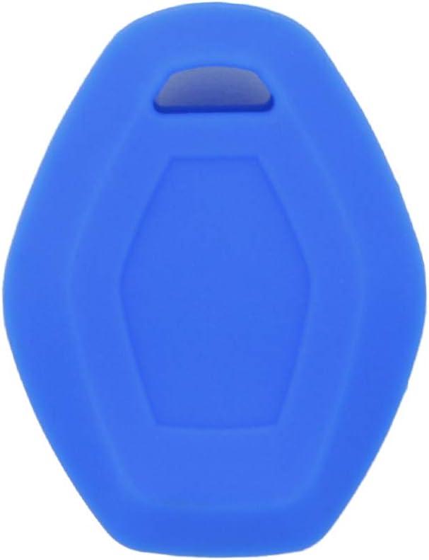 BROVACS Coque de Protection en Silicone Coque de Protection Skin pour Femme Convient pour BMW 3/Boutons Cl/é t/él/écommande Cv4902