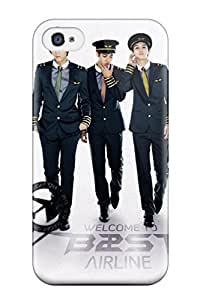 Excellent Iphone 4/4s Case Tpu Cover Back Skin Protector B2st