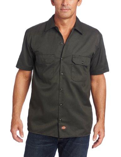 Dickies Mens Big Tall Short Sleeve Shirt