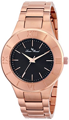 Lucien Piccard Women's LP-12922-RG-11 Helena Analog Display Japanese Quartz Rose Gold Watch