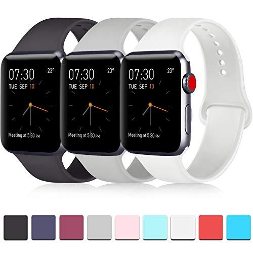 今日特价!销量最佳硅胶苹果手表带!