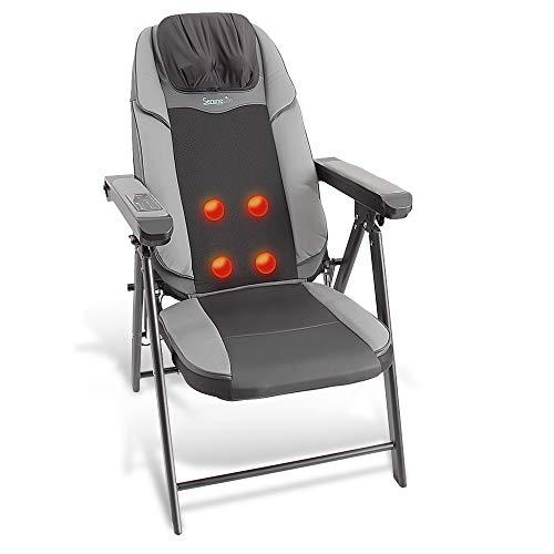 electric foldable shiatsu massage chair