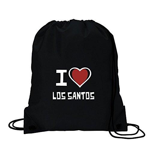I love Los Santos Sport Tasche