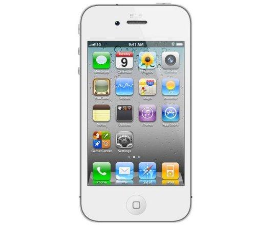 Apple iPhone A1332 White Unlocked