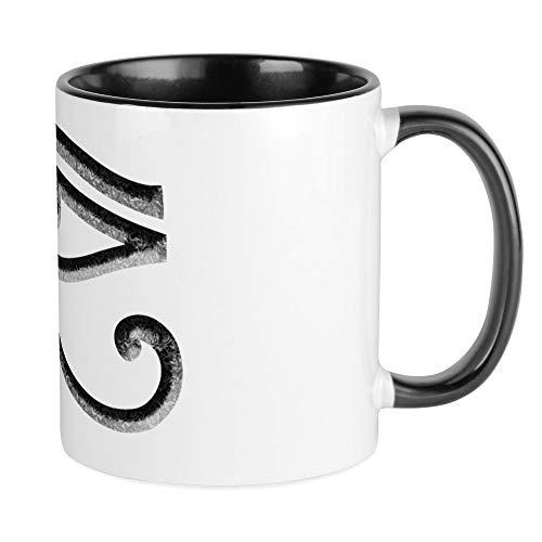 CafePress Wadjet Eye Of Horus/Ra Mug Unique Coffee Mug, Coffee Cup
