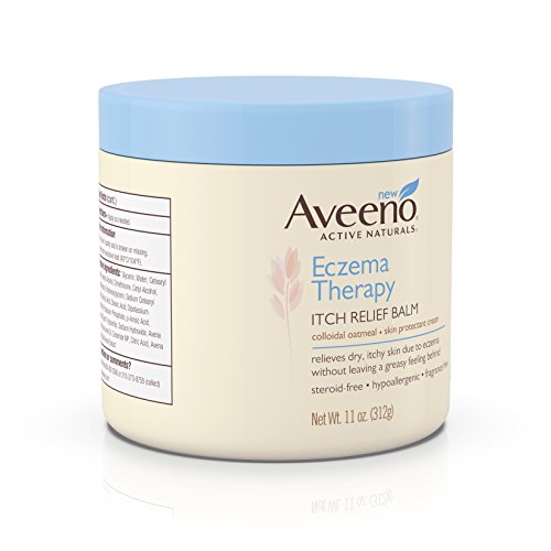 Aveeno Eczema Therapy Itch Relief Balm 11 Ounce Import