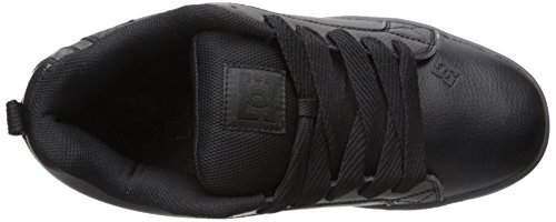 DC Shoes Court Graffik Se Mens Shoe, Sneaker Uomo Black 3
