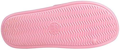 Badeschuhe Pink COQUI Badeschlappen Tora Unisex Erwachsene Zehentrenner Badelatschen Slide Badeslipper ultraleicht wvTYwf