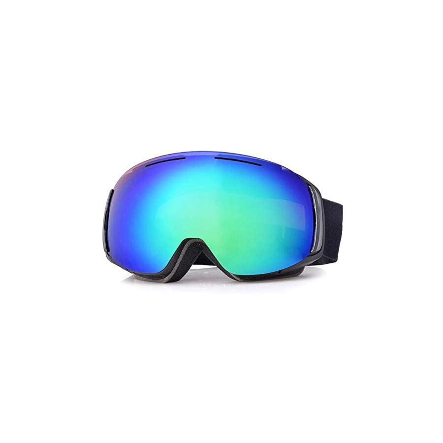 He yanjing Skiing Goggles ,Fashion Snowboarding Goggle for Men Women Youth,Double Anti Fog Ski Goggles for Men and Women