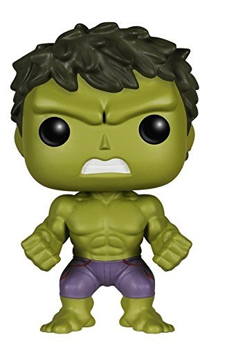 Funko POP Marvel 3 3/4 Inch Avengers 2 Hulk Action Figure Dolls Toys