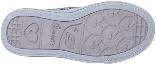Pictures of Skechers Kids Kids' Shuffles-Lookin Lovely Sneakerblue/ 10760L 7