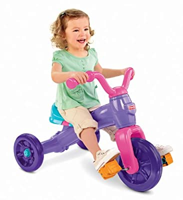 Fisher Price Grow With Me Trike by Fisher-Price
