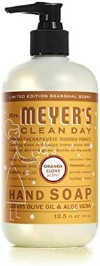 Mrs. Meyer's Clean Day Liquid Hand Soap - Orange Clove - 12.5 oz