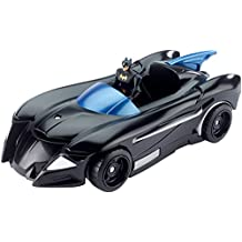 DC Comics Justice League Action Hero-volver Batmobile