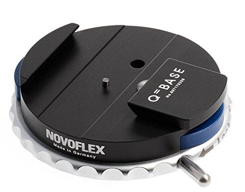Novoflex Q-BASE Quick Release Base without Plate (Q-BASE)
