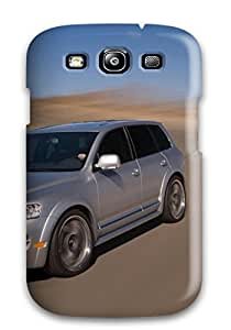 Durable Defender Case For Iphone 5/5S Tpu Cover(2005 Volkswagen Touareg R Gt)