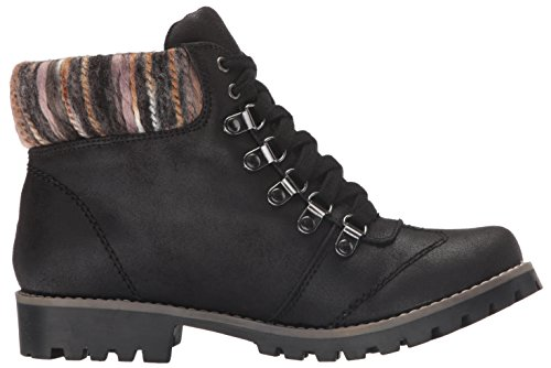 Black Ankle White by Cliffs Bootie Women's Portsmouth Mountain wHORnO