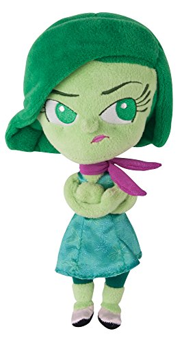 TOMY Inside Out Small Plush, Disgust