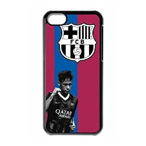 Barcelona Barcelona iPhone 5c Cell Phone Case Black Phone Accessories SH_605646