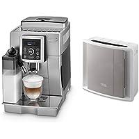 De'Longhi 1.8 Liters 1450 Watts Coffee Machine - ECAM23 De'longhi Air Purifier - AC 100