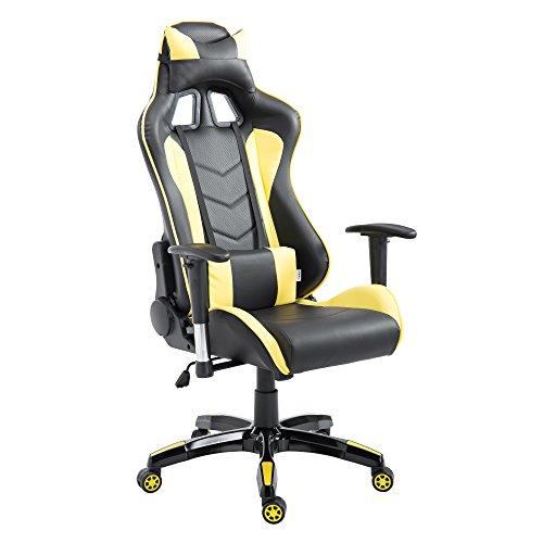 Cloud Mountain Gaming Chair Ergonomic High Back Chair