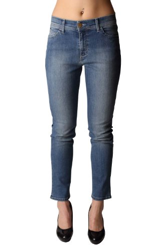 BLEND - She Bright 200479-29035 Stretch Slim-Jeans Med.Blue Denim: Weite: W29 | Länge: L34