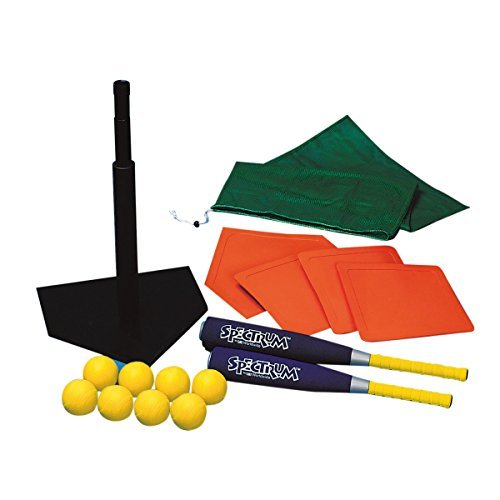 Indoor T-Ball Easy Pack by S&S Worldwide