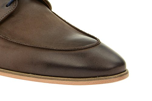LloydLloyd Darius Schuhe - braun moro nubuck - 15-042-07 - Scarpe stringate Uomo Marrone (marrone)