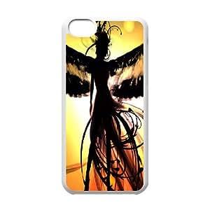 IPhone 5C Cases Skills Actor, Phone Case for Iphone 5c - [White] Okaycosama