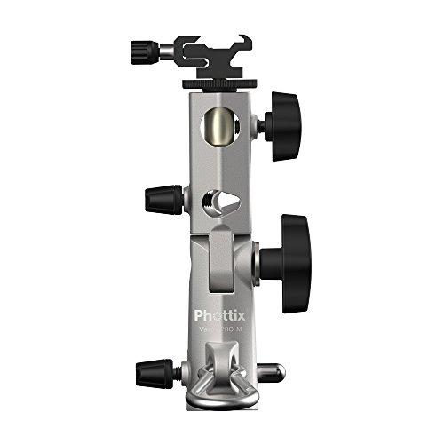 (Phottix Varos Pro M Multi-Function Flash Shoe Umbrella Holder (PH87199))