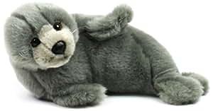 WWF 15188011 - Foca de peluche (24 cm), color gris