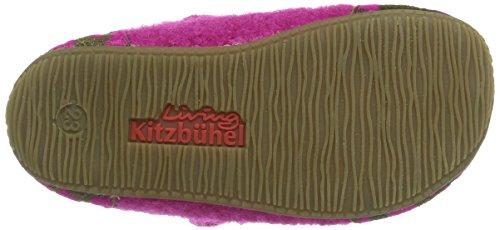 Living Kitzbühel Babyballerina Leopardenkappe Pink (368 fuchsia)