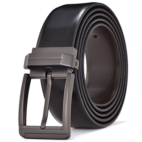 genuine leather belt - 7
