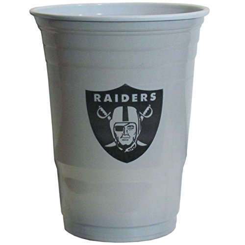NFL Oakland Raiders Game Day Cups