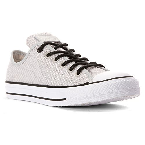 Converse Chuck Taylor All Star Amp Cloth White/Black/White (Unisex) (12 D(M) US) - Converse All Star Multi Eyelet