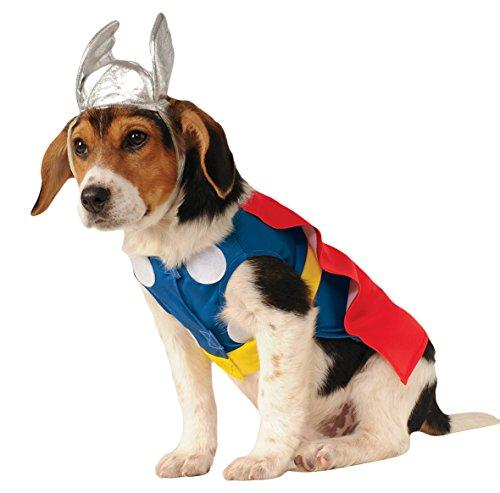 Rubie's Marvel Universe Thor Pet Costume, Extra-Large